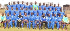 File picture of Chapungu FC in 2014