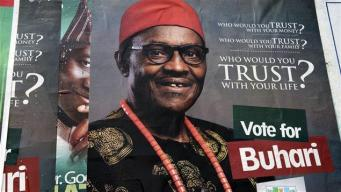 Opposition candidate Muhammadu Buhari is on the verge of a historic victory