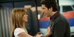Rachel and Ross and the comedy series Friends popularised the concept of the 'FriendZone'