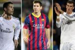 Revealed: The world's fastest footballer