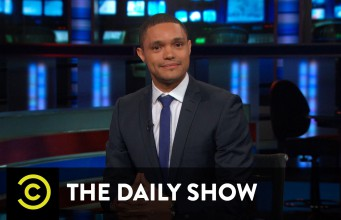 Trevor Noah to succeed Jon Stewart on 'The Daily Show'