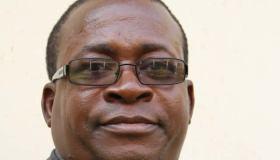 Former Masvingo State minister Kudakwashe Bhasikiti