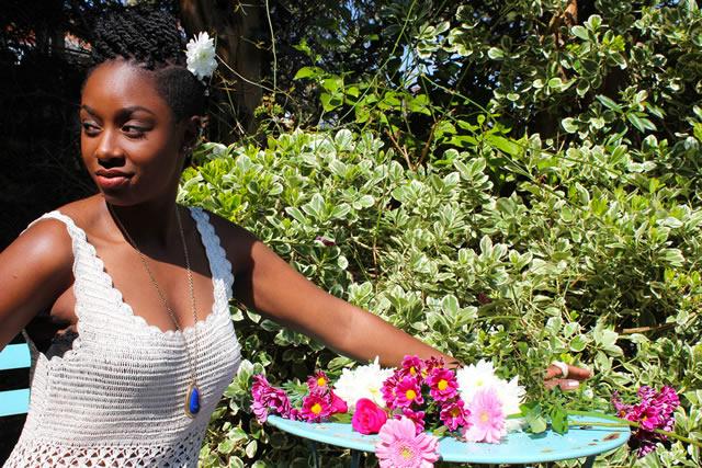 Afro-pop sensation Chashe Musarurwa-McTaggart