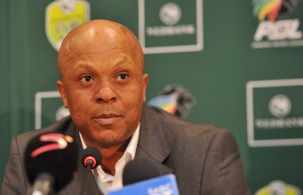 Doctor Khumalo assistant coach of Kaizer Chiefs