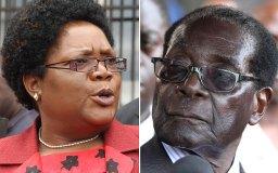 The War Continues: Joice Mujuru vs Robert Mugabe