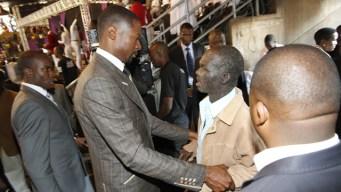 Charles Edward Tembo lived a biblical Job kind of life until God remembered him through Prophet Emmanuel Makandiwa