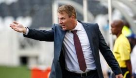 Caps United coach Mark Harrison
