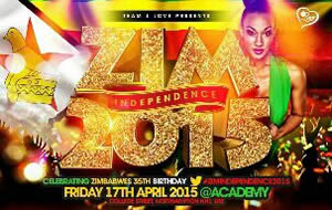 Zim Independence 2015