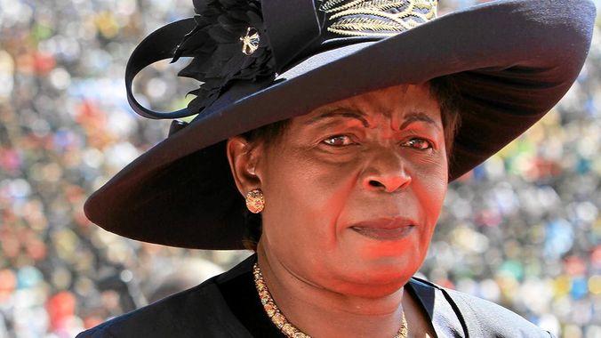 Theresa Makone