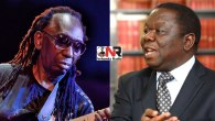 Thomas Mapfumo and Morgan Tsvangirai