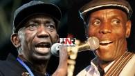 Thomas Mapfumo and Oliver Mtukudzi