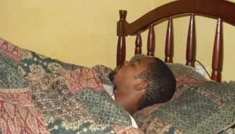 Woman dumps bed-wetting hubby