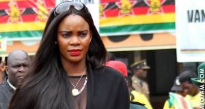 Miss Zimbabwe Trust chairperson Mary Chiwenga (Picture by Zimbo Jam.com)