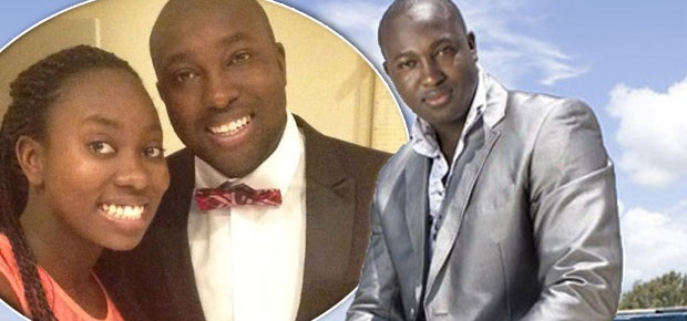 Valerie and Simba Mhere