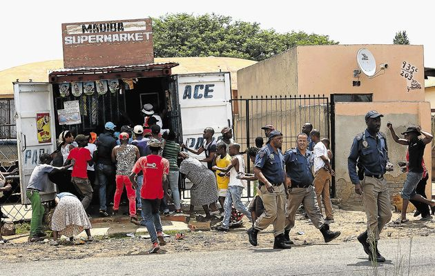 Nigeria Asks SA For Compensation For Xenophobia Victims