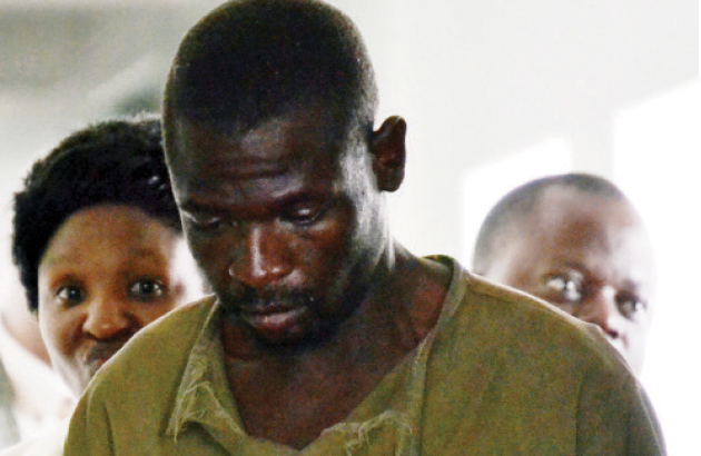 Cuthbert Dube, 32, allegedly told the 23-year-old victim that her womb was damaged as a result of the supernatural intercourse