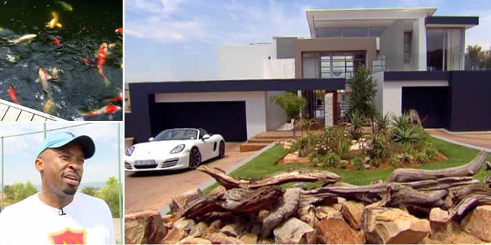 Pics of Dj Sbu's House as featured on Top Billing