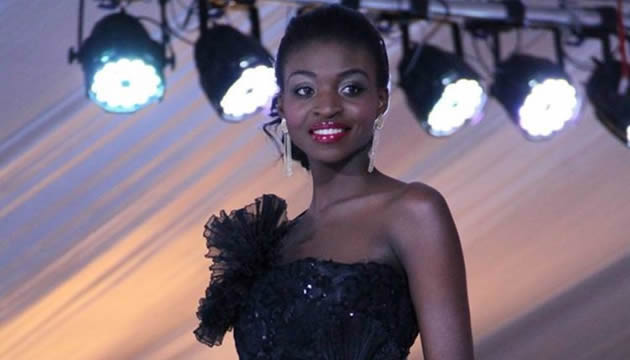 Miss World Zimbabwe Emily Kachote