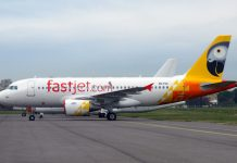 Fastjet sets base in Zimbabwe