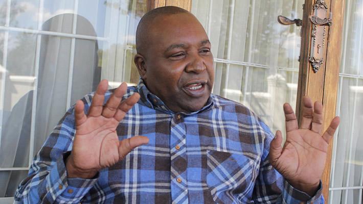 Former ZBC boss Happison Muchechetere