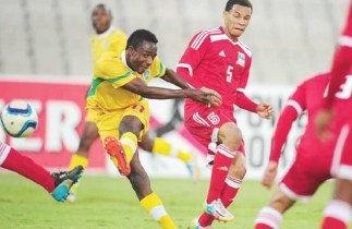It needed a fine strike from Harare City forward Talent Chawapihwa in the 53rd minute, to break the Seychelles resistance