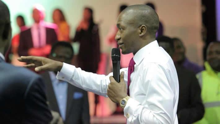 Spirit Embassy leader Prophet Uebert Angel