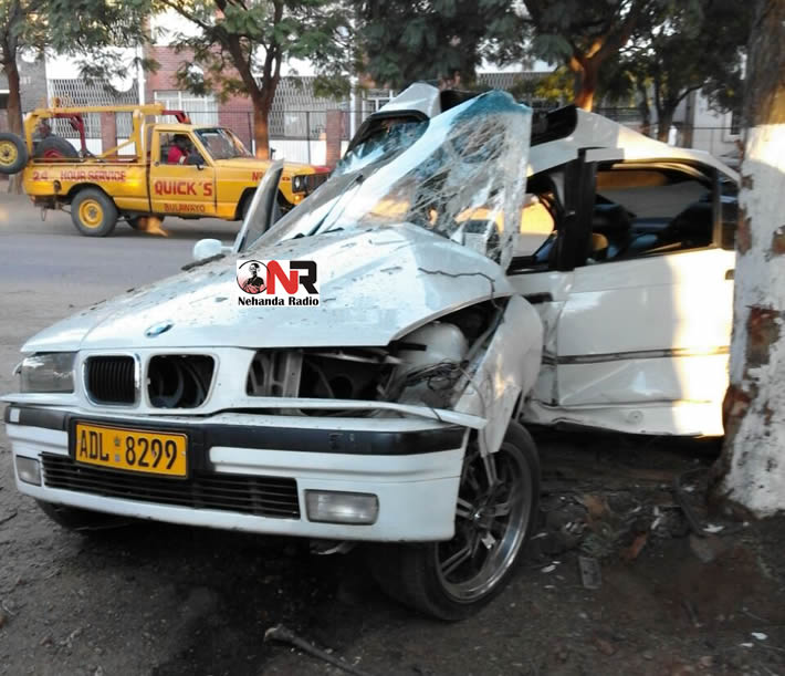 Driver killed in Bulawayo accident