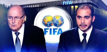 Sepp Blatter wins Fifa election after Prince Ali withdraws