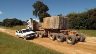 It is suspected that the bridge along the Harare–Nyamapanda highway collapsed due to the pressure exerted by overloaded trucks transporting granite from Mutoko to Harare.