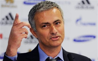 It's Chelsea's fourth Premier League title and their third under Jose Mourinho