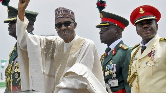 Buhari promised to improve the lives of Nigerians when he took power