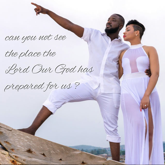 Elikem pays roora for Pokello