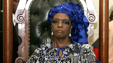 First Lady Grace Mugabe