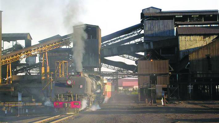 Hwange Colliery