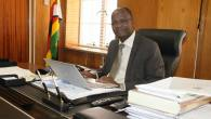 Jonathan Moyo forced to 'step down'