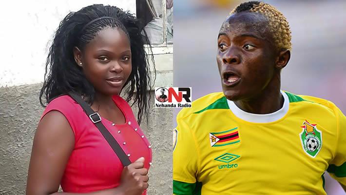 Maritha Ndlovu and Kuda Mahachi