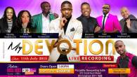 All set for Walter Chahwanda 'My Devotion' Live DVD recording