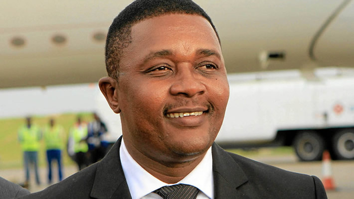 Tourism and Hospitality Minister Walter Mzembi has the proverbial nine lives of a cat
