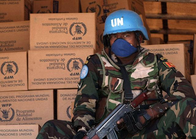 Un Peacekeepers Barter Goods For Sex  Nehanda Radio-4496