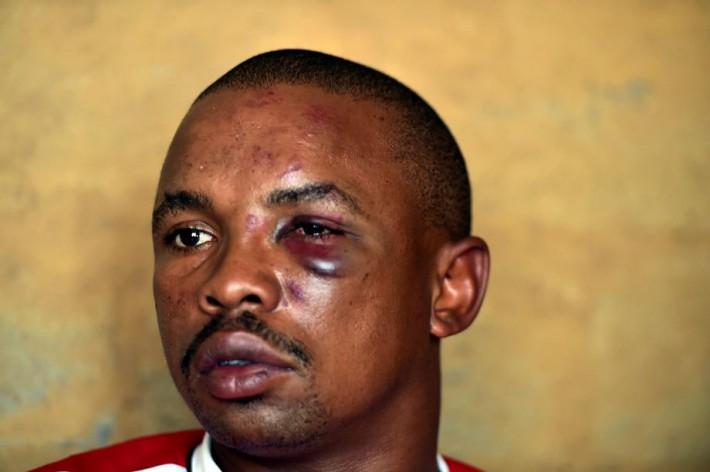 Prophet Mboro Bodyguards Beat Up Congregants At Prayer Service