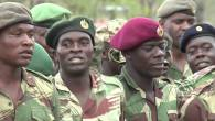 File picture of soldiers in Zimbabwe