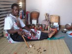 File picture of a traditional healer