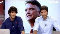 Cuatro TV hosts phone Louis van Gaal about David de Gea (Screen grab)