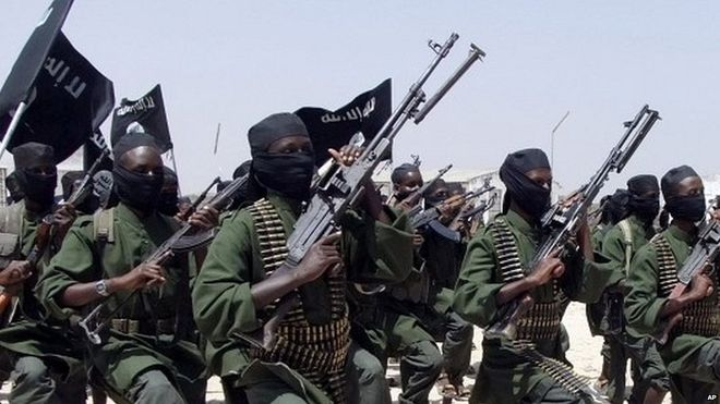Al-Shabab is battling Somalia's UN-backed government for control of the country