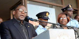 NRZ board chairman, Alvord Mabena