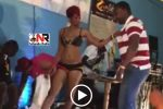 Zimbabwean man soils underwear during lap dance by Bev in the UK