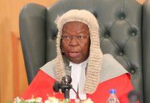 Chief Justice Godfrey Chidyausiku