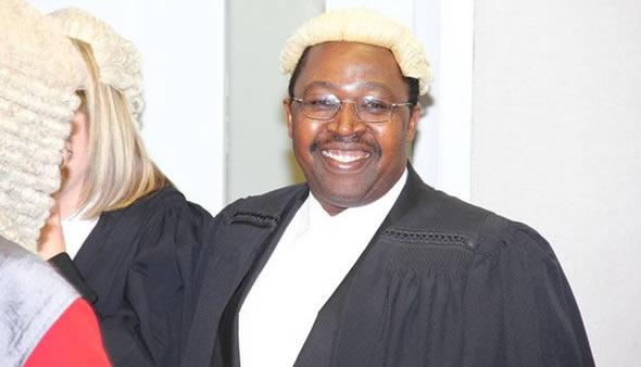 Justice Benjamin Paradza