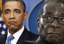 Mugabe 'unmoved' after Obama snubs him