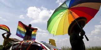 Rights activists have campaigned across Africa for greater recognition for same-sex relationships